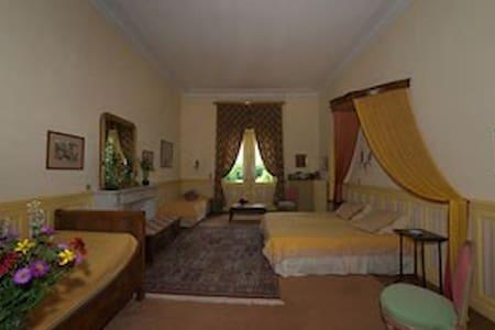 Chambre Véronique château du Boisrenault - Buzançais