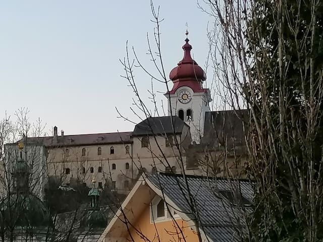 "Visit Salzburg the best time! ""Nonnberg convent"""