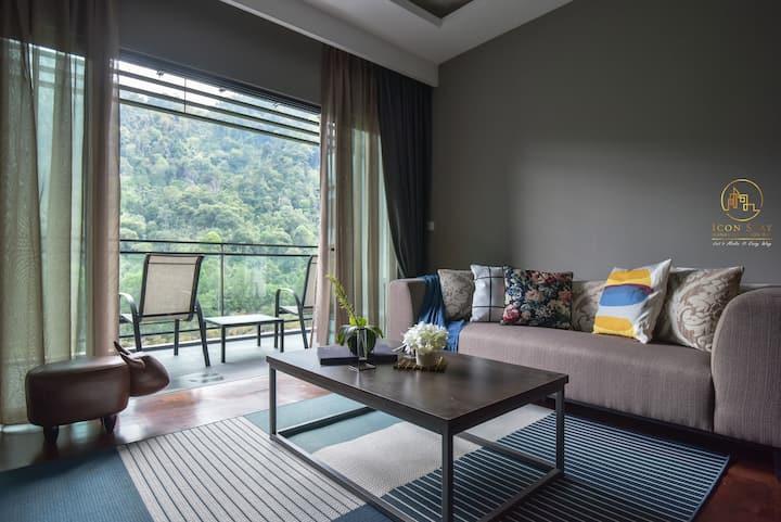 Vista Residence 2R2B 7Pax Genting Highlands Pahang