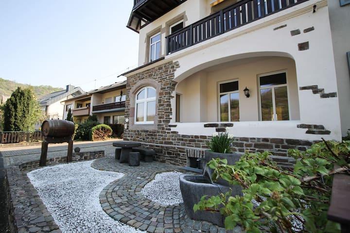 Alkener Burgberg - Dachgeschoss