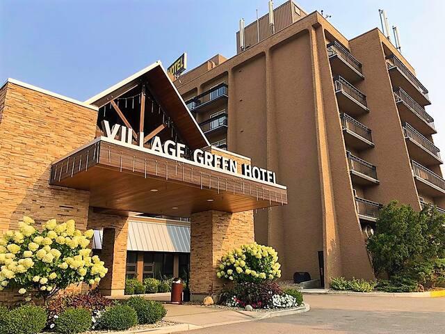 Village Green Hotel Complex