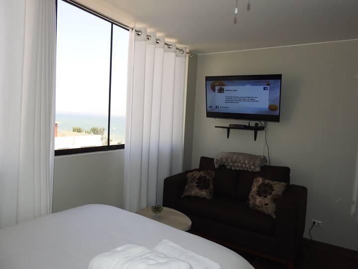 Mini Dpto 2 Dormitorios en Magdalena del Mar