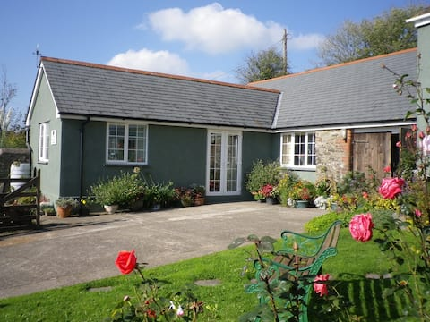 Holiday cottage in North Devon