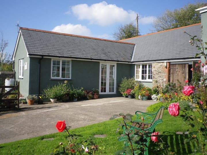 Holiday cottage in North Devon