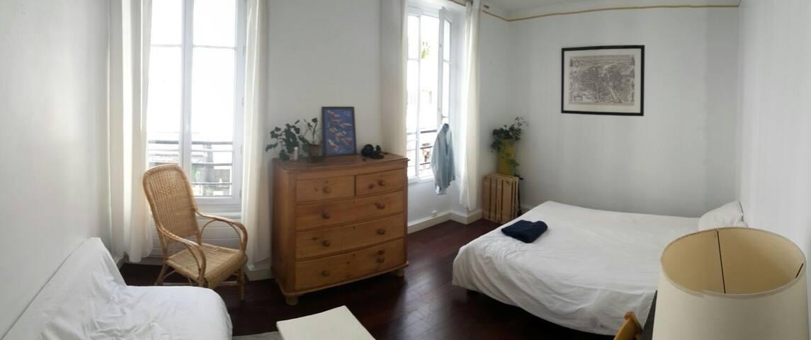 Chambre Privée Denfert-Rochereau / rue Daguerre