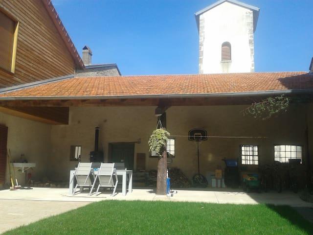 Maison de campagne familiale - Haudonville - Haus