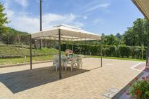 Villino Fornacelle with private swimming pool