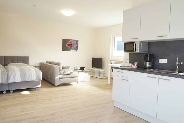 BestBoarding24 (Sulzbach am Main), Appartement Deluxe