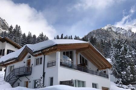 Apartment in Lenzerheide, urig und hübsch :-)
