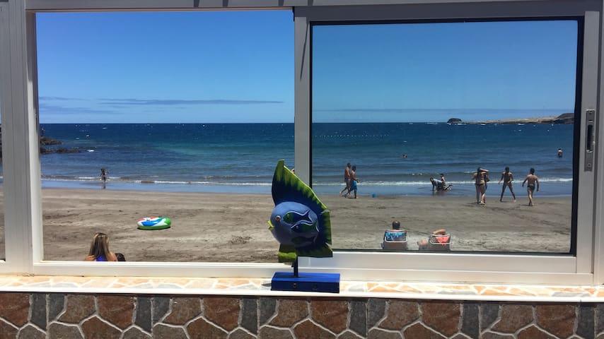 Refugio de playa
