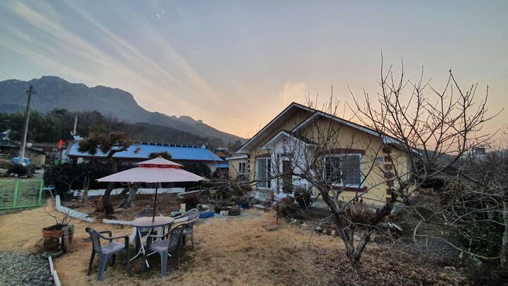 고흥의 정원 3호점(집전체)- 정원이 아름다운 시골집 주택