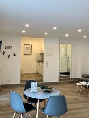 Modernes Apartment in Spitzenlage !