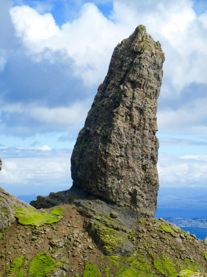Base of the Storr
