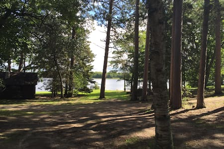 Pine Grove Lodge on picturesque Sand Lake-Cabin 6
