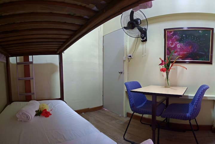 Double Bunk Room with Free Breakfast & WiFi
