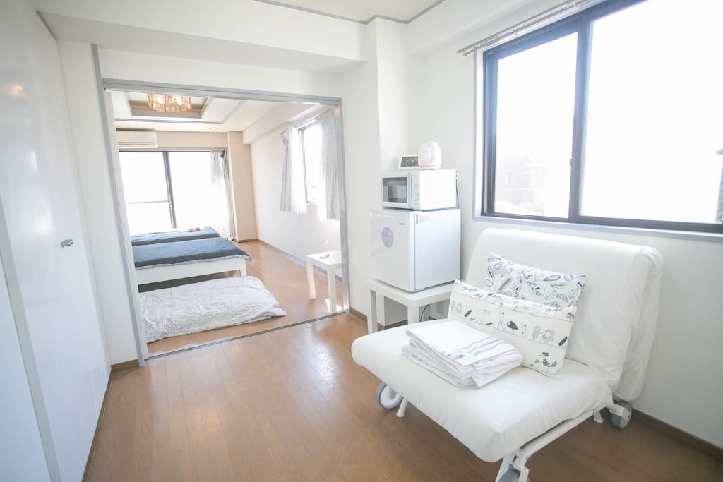 Apartment 2 sofa bed沙發床