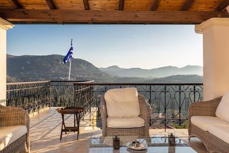 Villa Areti, Amazing Views