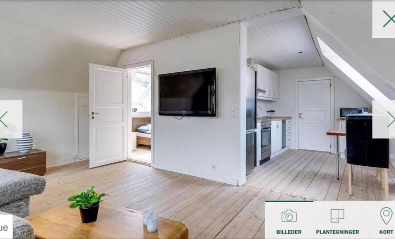 Privat Hyggelig lejlighed i Centrum af Sønderborg