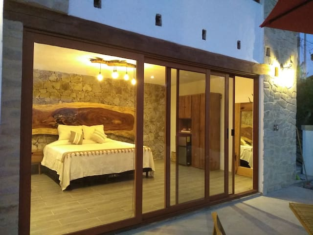 Agriturismo La Toscanía Tapalpa-Loft ideal parejas