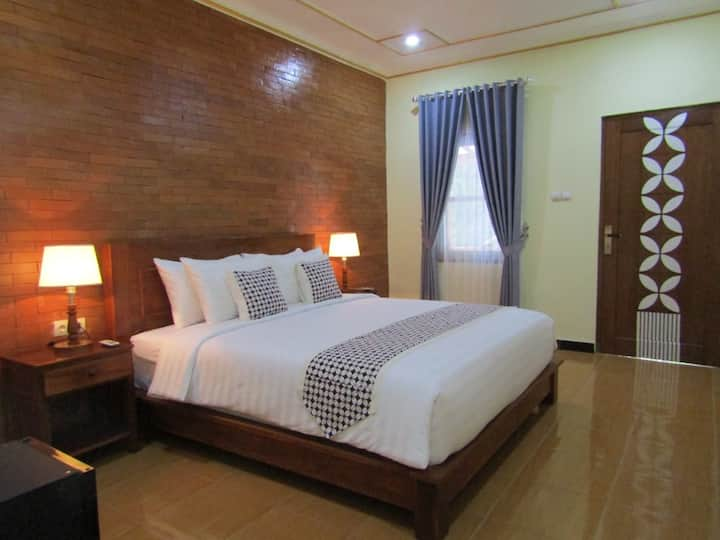 Cozy Stay @ Anang Bed & Breakfast by Ndalem Beong