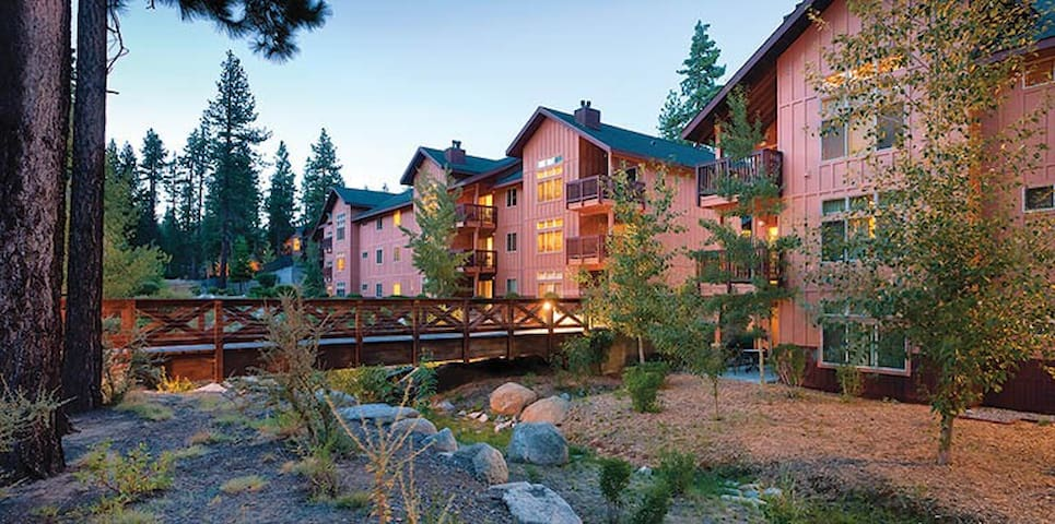 3 Bd Presidential Suite - Wyndham - Zephyr Cove-Round Hill Village