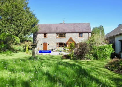 Lletty Cottage on the edge of the Brecon Beacons