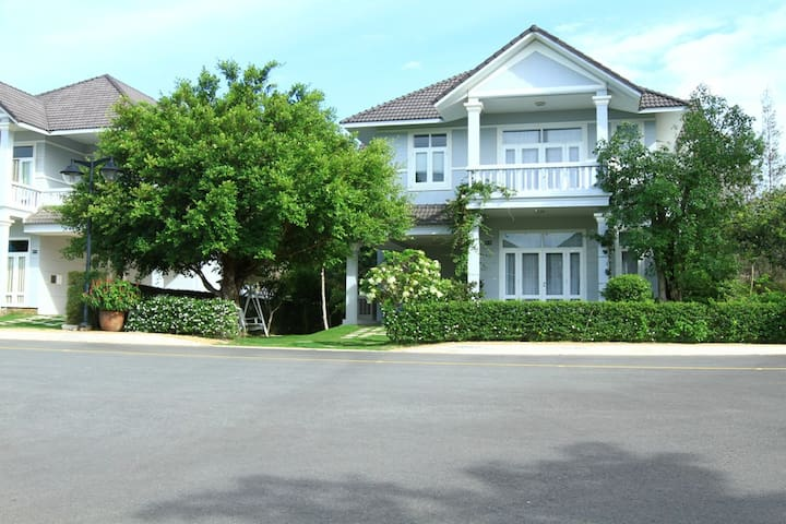 An Phu Seaview Villa 1 - Sealinks City - Bình Thuận - Talo