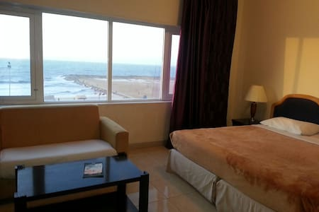 Sea View Specious Room - Ajman