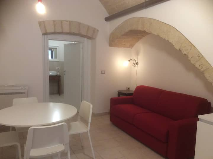 Luxury apartment Calò Carducci