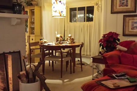 balboa island cottage - cozy comfortable clean - ニューポートビーチ