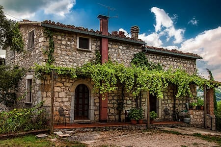 Italian Countryside Retreat - Busso