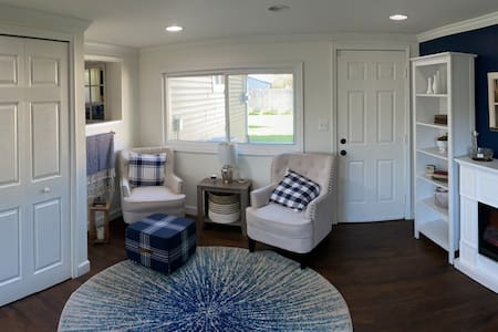 Privacy, Comfort, Style. Home away from home