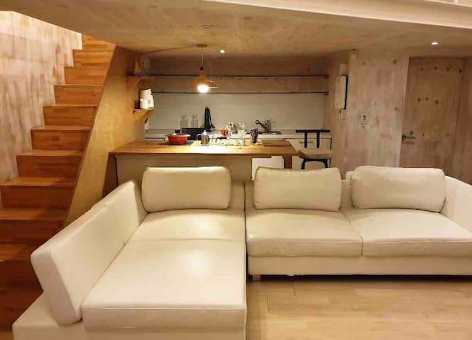 Flac's home/whole house/paju헤이리마을 바베큐