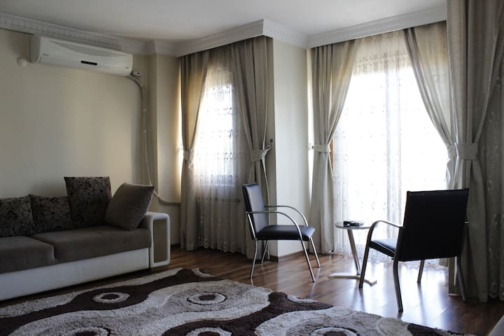 Yeşilköy Nature Hotel Apartments / Family Room 2
