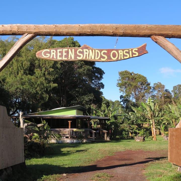 Green  Sands Cabin 3, Naalehu, HI