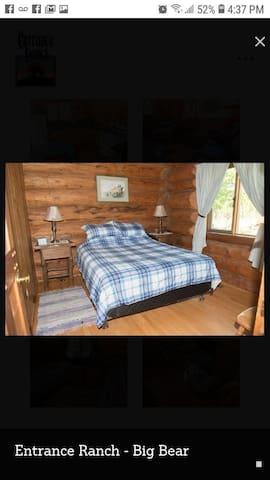 Room in Rustic Mountain Cabin - Hinton Jasper AB