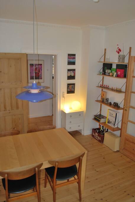 3 room apartment 50 meters from metro wohnungen zur miete in kopenhagen d nemark. Black Bedroom Furniture Sets. Home Design Ideas