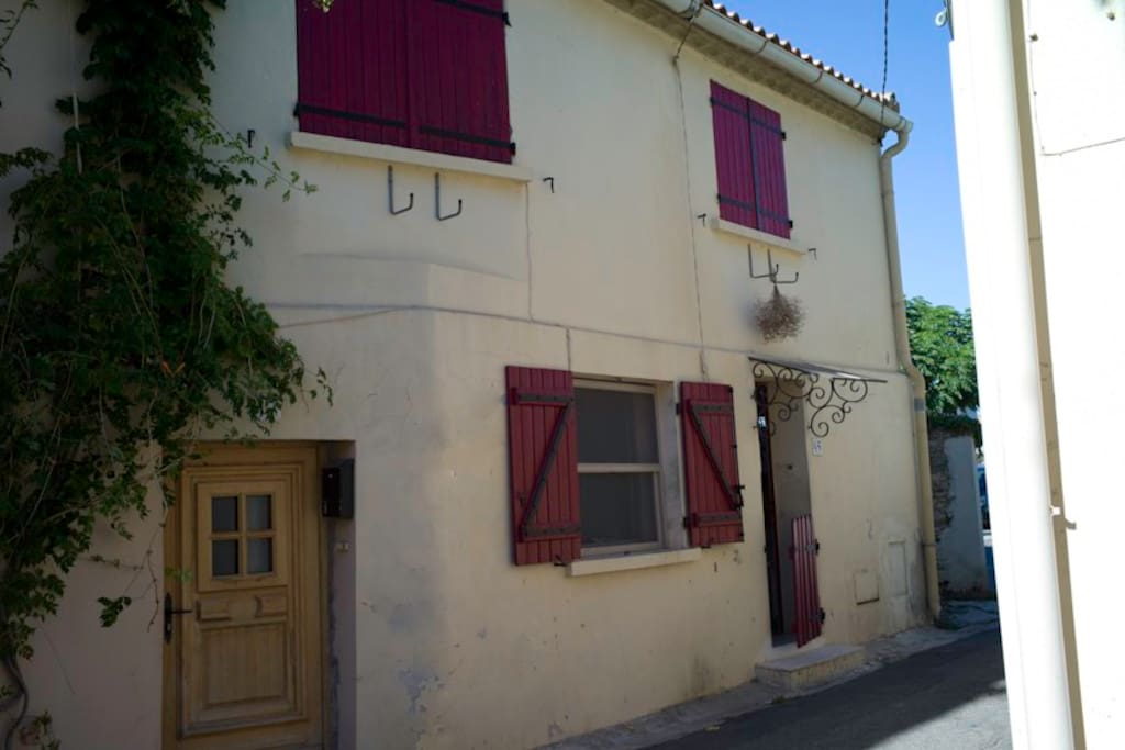 Maison de village au c ur de la petite camargue maisons for Maison de la camargue