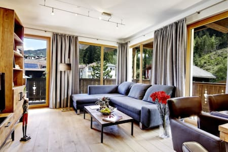 Luxe appartement in centrum tegenover ski-gondel! - Gerlos - Apartmen