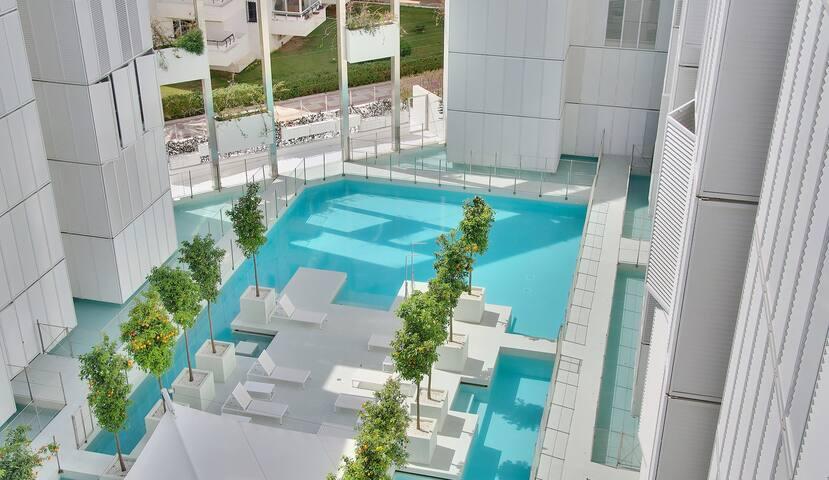 Ibiza Exciting Apt at Marina Botafoch - Ibiza - Appartement