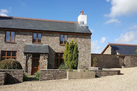 Boreat Manor - B&B - High Bickington