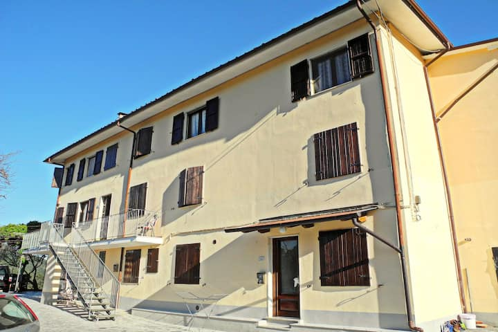 Casa de Vacaciones con Encanto en Lucca con Piscina