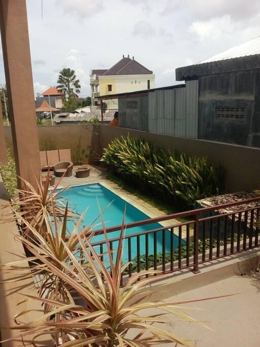 Two floor apartment near kuta apartments for rent in for Two floor apartment
