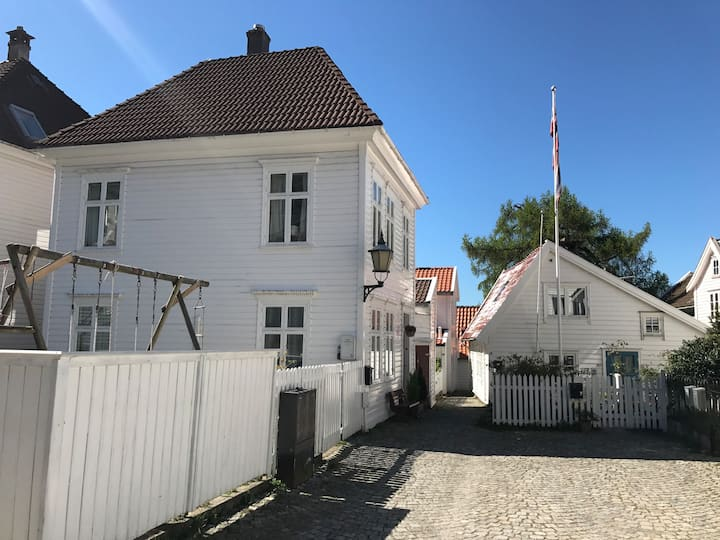 2-room apartment, classic Bergen House