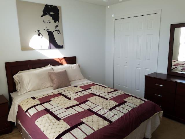 Room 1 - luxurious comfort