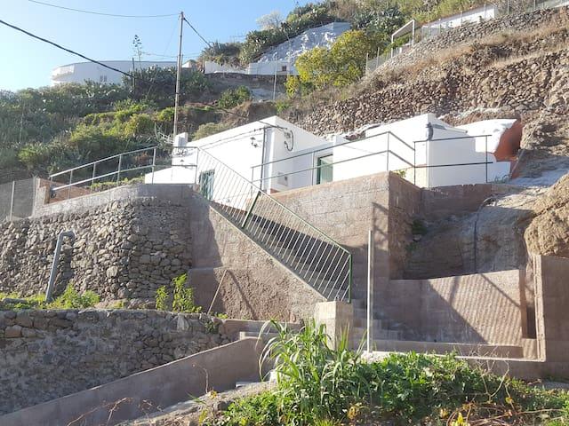 Casa Cueva Risco Caído  - Naturaleza en perfección