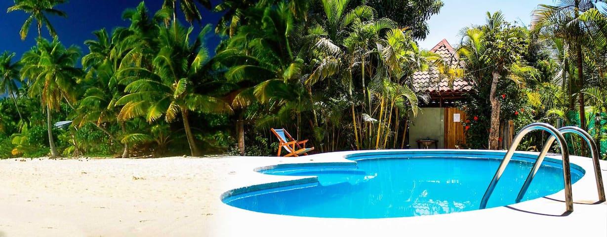 2 bedrooms bungalow iguana - Santa Teresa Beach - Bungalow
