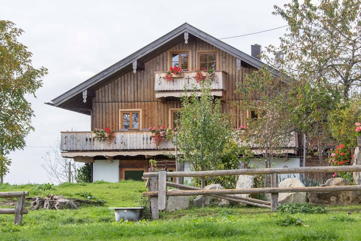 Zugspitze - Wackersberg - Lejlighed