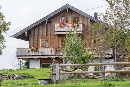 Zugspitze - Wackersberg
