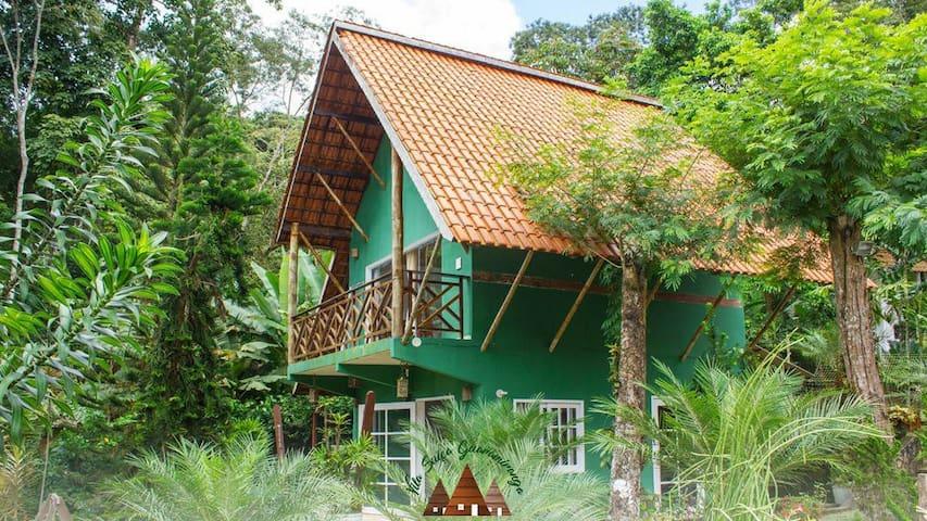 Casa suíça de Guaramiranga-Ce